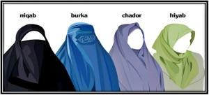 Trajes islâmicos